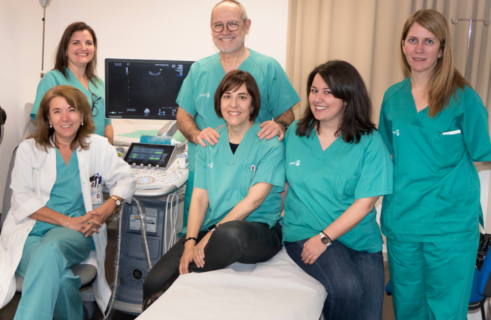 Realizan una operación pionera en un parto de alto riesgo en el Hospital de Guadalajara