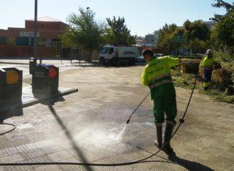 Comienza en San Fernando el tercer plan integral de limpieza de la ciudad