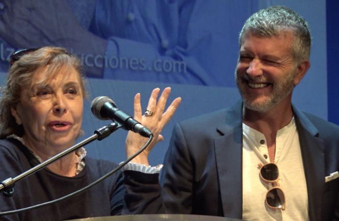 """María Luisa Merlo y Jesús Cisneros:  """"Mentiras Inteligentes"""" este fin de semana en el Teatro Cervantes"""