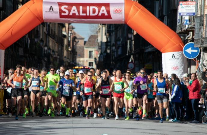 Running: abierta la inscripción para la Media Maratón y Legua Popular del 15 de marzo en Alcalá