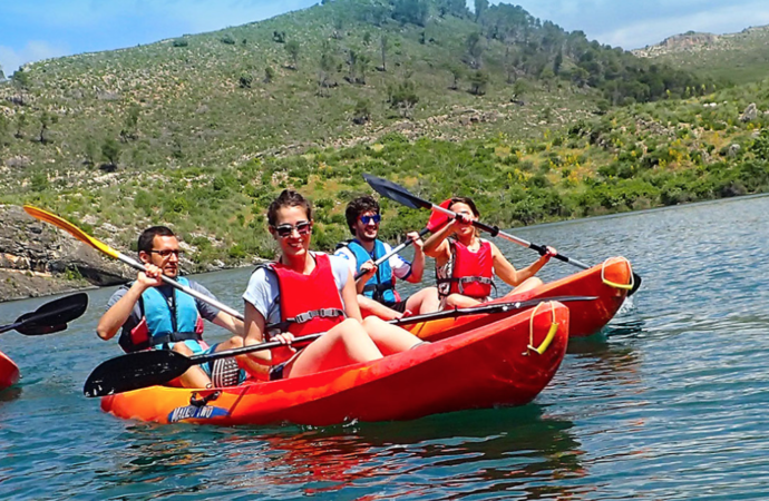 Excursiones en la naturaleza desde Torrejón. Aún quedan plazas: rutas a caballo, piragüismo…