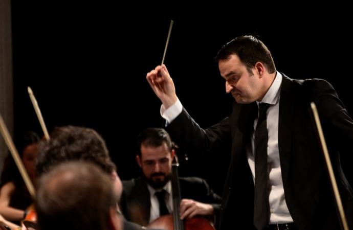 Concierto de fin de año de la Orquesta Sinfónica MDC en Alcalá de Henares