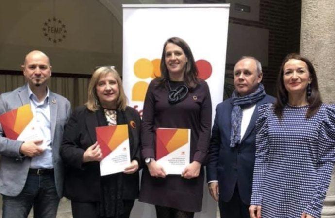 Alovera defiende la importancia de las bibliotecas en la Federación Española de Municipios y Provincias