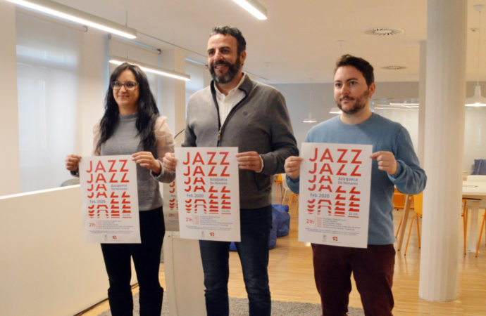 Vuelve en febrero el Mes del Jazz a Azuqueca de Henares