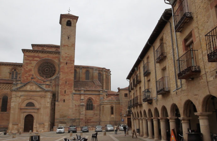 Regresa el 'tren medieval', un recorrido para conocer Sigüenza en primavera