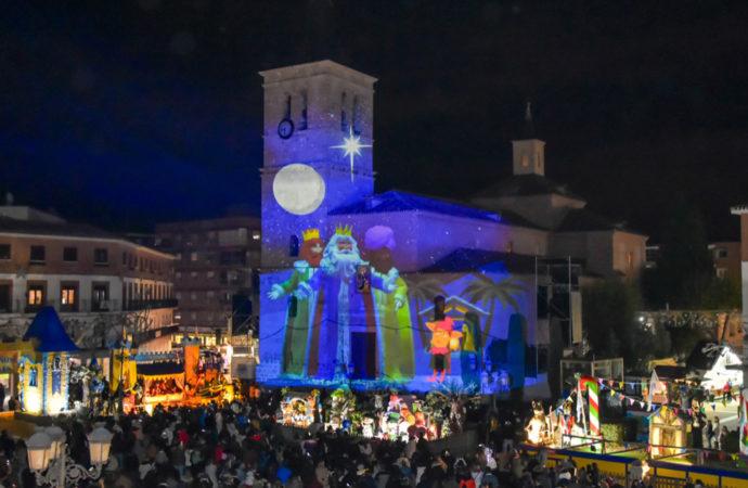 Torrejón no celebrará estas Navidades la Gran Cabalgata de Reyes de Luz