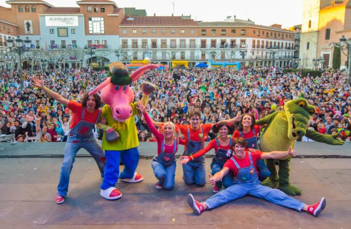 Los carnavales 2020 de Torrejón de Ardoz baten récord de participación ciudadana