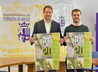 Viernes 28 de febrero: último día para apuntarse al concurso Mari Puri Express 2.0 de Torrejón