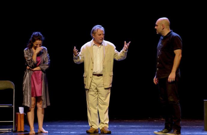 Manuel Galiana representa este sábado en San Fernando de Henares 'Baile de Huesos'