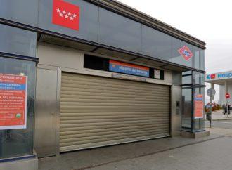 La estación Hospital del Henares estará cerrada más de los 10 meses previstos inicialmente
