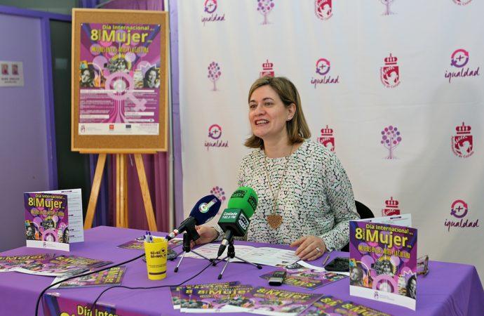 Coslada presenta el programa de actividades del Día Internacional de la Mujer