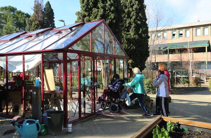 El Jardín Terapeútico 'Los Sentidos' de Coslada, modelo para otras ciudades