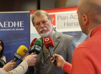 Aedhe alerta de la grave situación que supone el cierre del vertedero de Alcalá para las empresas