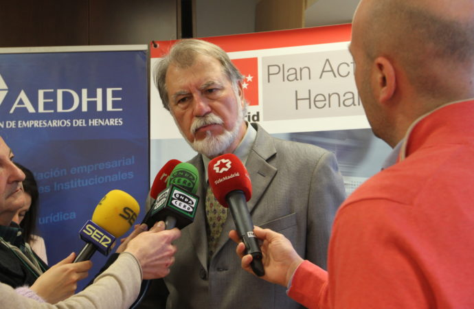AEDHE solicita que el Corredor del Henares sea Zona Zona Prioritaria de Inversión