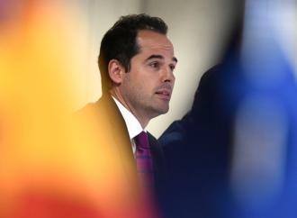 Ignacio Aguado: «Estamos para aportar soluciones, no problemas»
