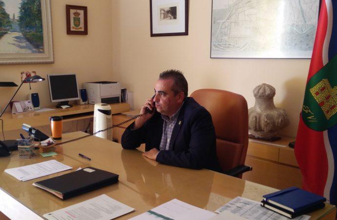 """Metro / Corpa, alcalde de San Fernando: """"La Comunidad de Madrid debe tomarse más en serio este grave problema»"""