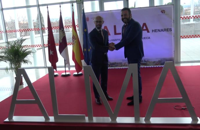 ¿Qué es «Alma Henares? El nuevo proyecto logístico común que levantarán Meco y Azuqueca