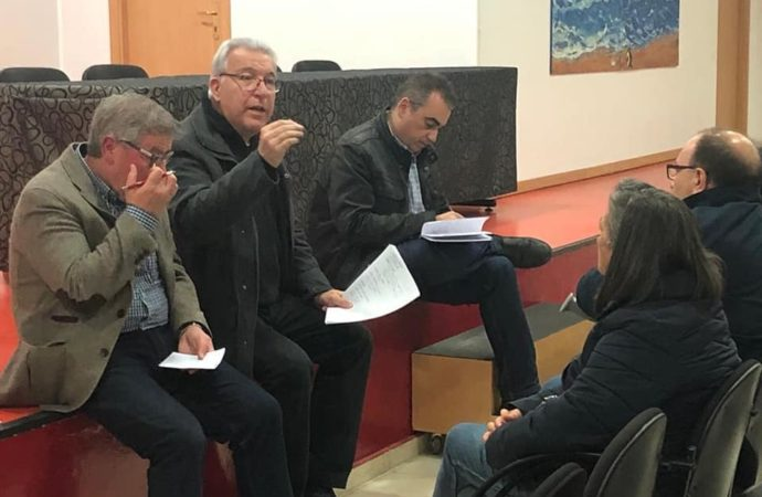 El alcalde de San Fernando se compromete con la Plataforma de Afectados por Metro a trasladar sus reclamaciones a la CAM