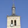 Por San Blas, las cigüeñas volvieron a San Juan Evangelista en Torrejón
