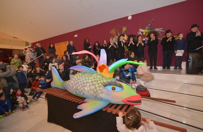 El Entierro de la Sardina pone el broche de oro final al Carnaval de Coslada