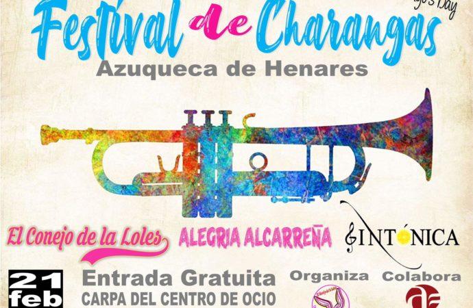 Carnaval en Azuqueca de Henares: Festival de Charangas el próximo viernes 21