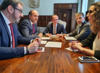 Guadalajara recuperará el Fuerte de San Francisco gracias a un convenio con el Gobierno de Castilla-La Mancha