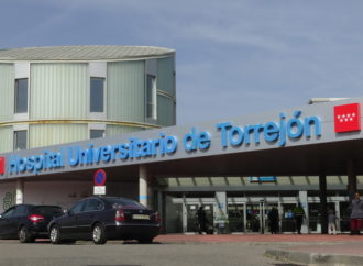 Sigue «muy grave» uno de los pacientes ingresados por coronavirus en el Hospital de Torrejón