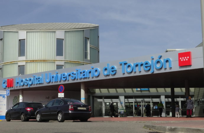 Confirman 2 nuevos casos de Coronavirus en el Hospital de Torrejón
