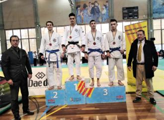 El sanfernandino Luis Miguel Casas, Campeón de la II Copa de España de Jiu-Jitsu