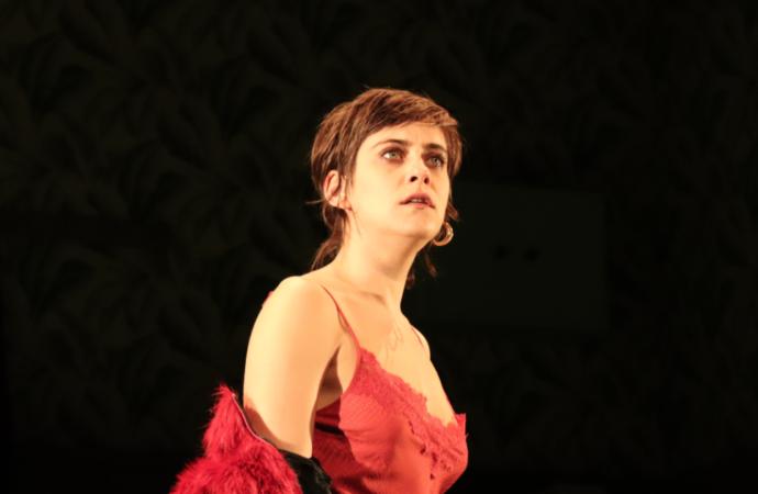 María León revive la «Yerma» de Lorca en el Corral de Comedias de Alcalá