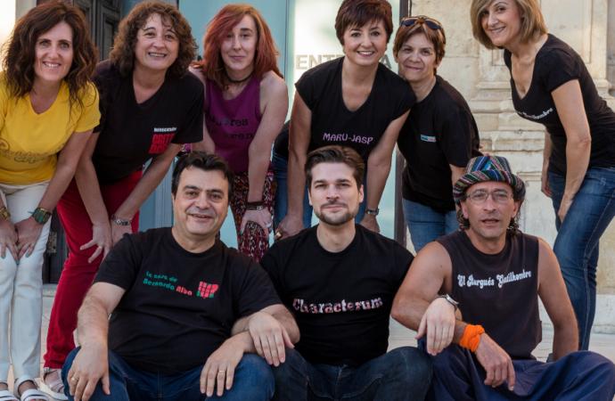 Maru-Jasp estrena nueva obra de teatro: «Harpías» en la Sala Margarita Xirgu de Alcalá
