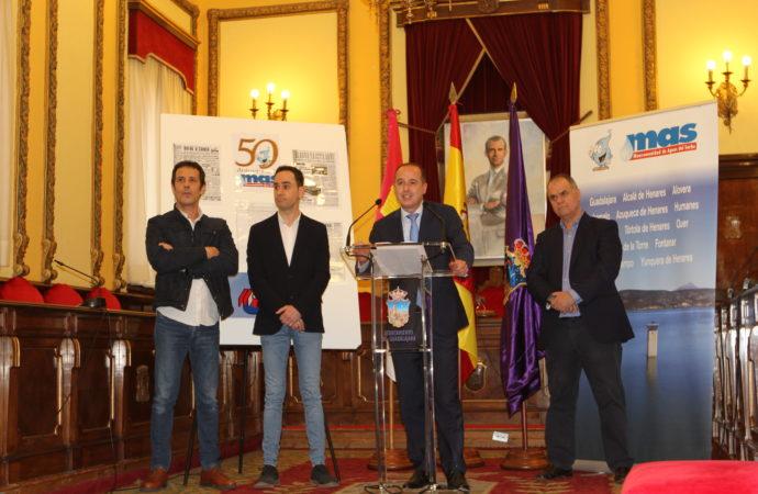 La Mancomunidad de Aguas del Sorbe celebrará su 50 aniversario durante todo 2020