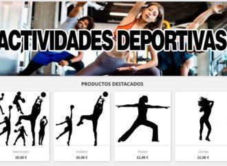 Las actividades deportivas se podrán pagar on line en Villanueva de la Torre