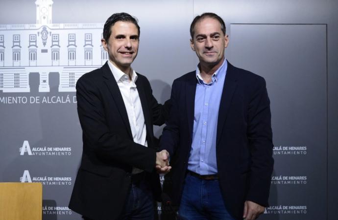 Oficina Municipal Horizonte Alcalá 2030: balance positivo de PSOE y Ciudadanos tras 6 meses funcionando