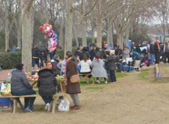 Fiesta por todo lo alto en el Día de la Tortilla en San Fernando de Henares