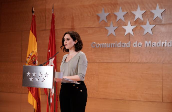 ¿Qué supone el nuevo Estado de Alarma en la Comunidad de Madrid?