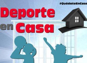 Los alumnos de las escuelas deportivas municipales de Azuqueca tendrán «Deporte en Casa» durante el estado de alarma