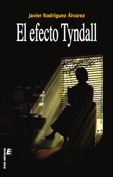 Cubierta diseñada por Alba Rodrigo para la novela de Javier (Éride ediciones).