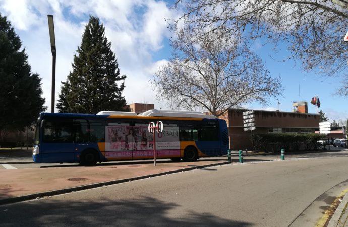El tráfico de viajeros desciende un 85% en los autobuses urbanos de Guadalajara durante la cuarentena