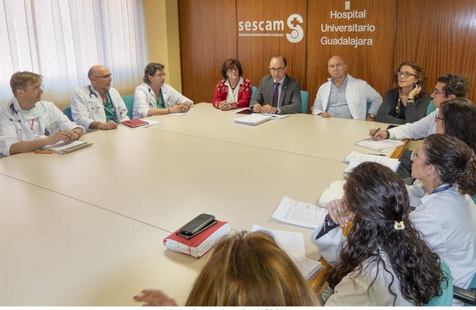 Coronavirus: Los Consejeros de sanidad de Castilla-La Mancha y Madrid se reunirán con el Ministro de Sanidad para implementar medidas en las zonas limítrofes