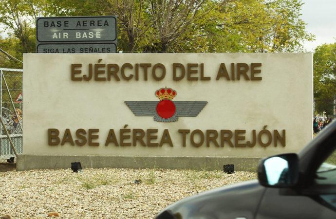 Un militar de la base de Torrejón y dos ancianos de Daganzo, nuevos casos de coronavirus en el Corredor del Henares