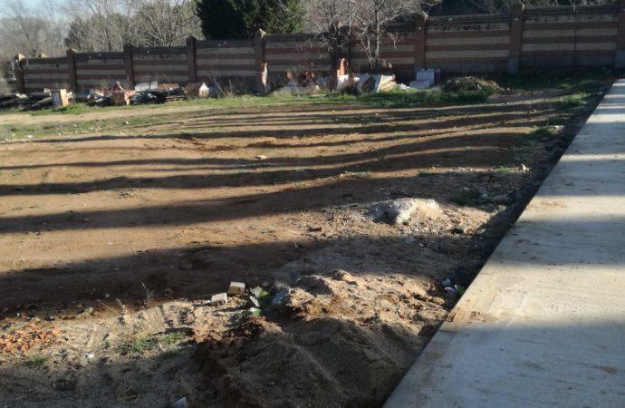 Obras de urgencia en el cementerio de Guadalajara por la crisis del coronavirus
