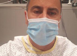 El testimonio de un alcalaíno ingresado por coronavirus en IFEMA
