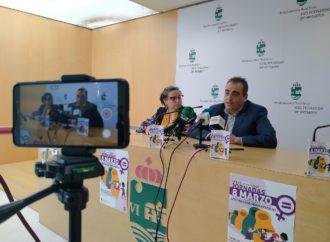 Arrancan en San Fernando las actividades conmemorativas del 'Día Internacional de las Mujeres'