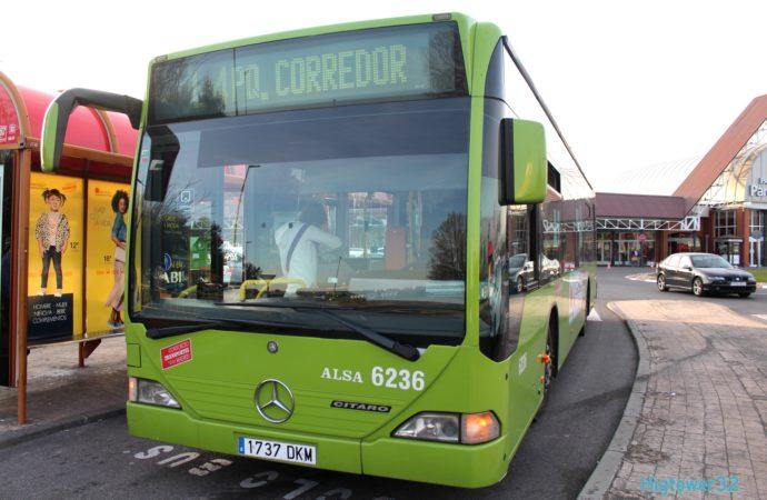 A partir de hoy viernes 20, no se permite el pago en efectivo en todos los autobuses de la región