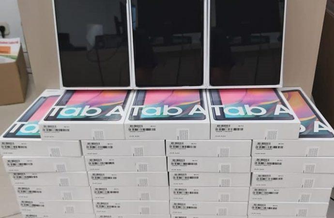 Los estudiantes de los Institutos de Mejorada recibirán esta semana las tablets adquiridas por el ayuntamiento