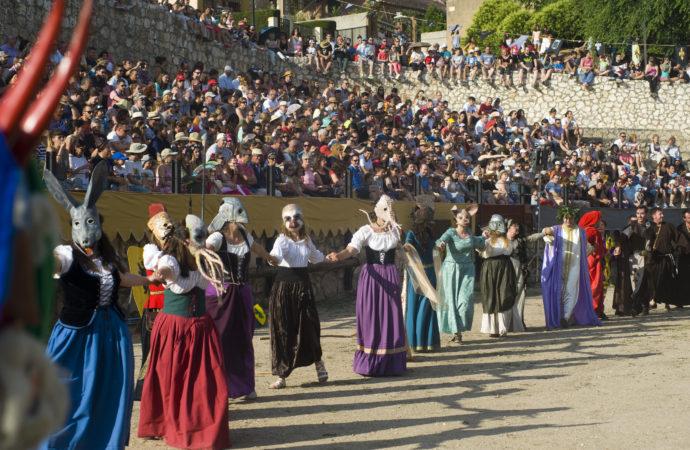 El Festival Medieval de Hita se suspende hasta el año que viene por el COVID-19