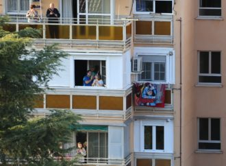 Fotos desde los balcones y ventanas de Coslada con PhotoEspaña