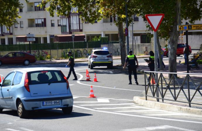 La Policía hará controles a la entrada y salida de Alcalá para asegurar que no hay desplazamientos este Puente