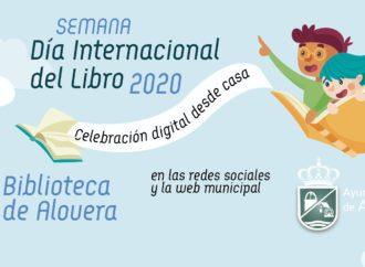 Cuentos, teatro y exposiciones «Online»; el confinamiento no frena la celebración del Día del libro en Alovera